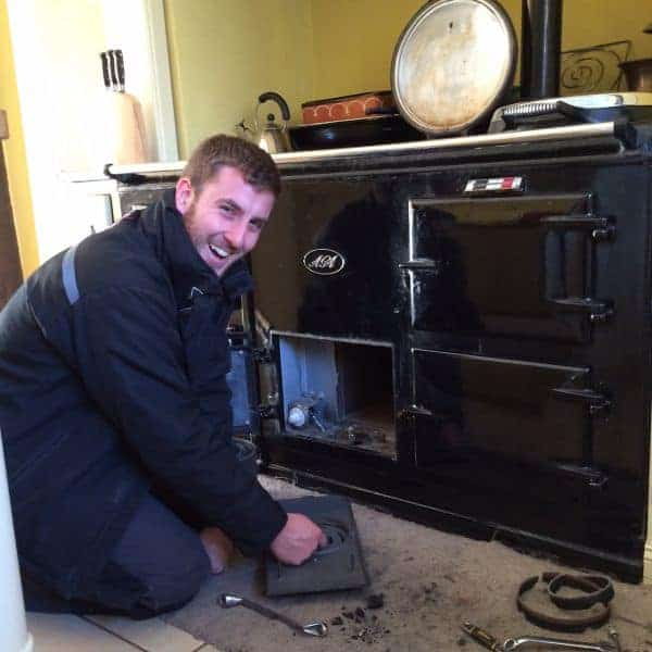 Luke Dennis - Aga Servicing in Devon